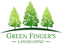 logo Green Fingers Landscaping, Maintenance & Design